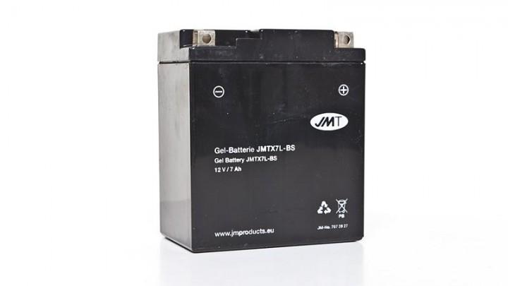 Batterie JMT Gel