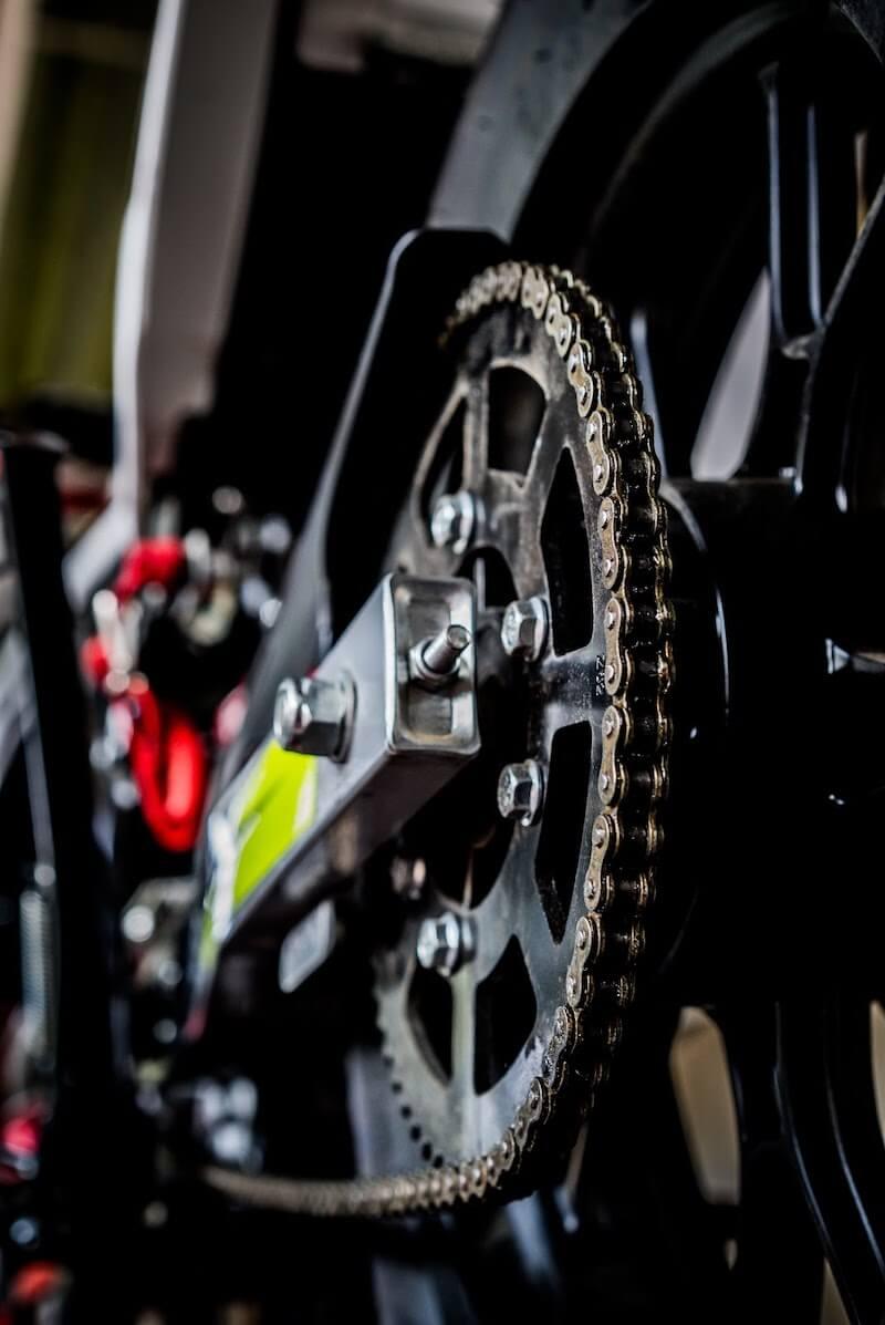 125cc Kette Motorrad
