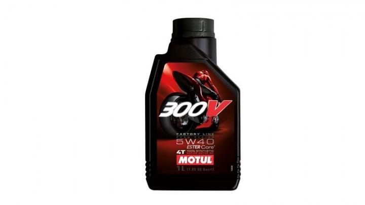 Motoröl Motul 300V Factory Line Racing