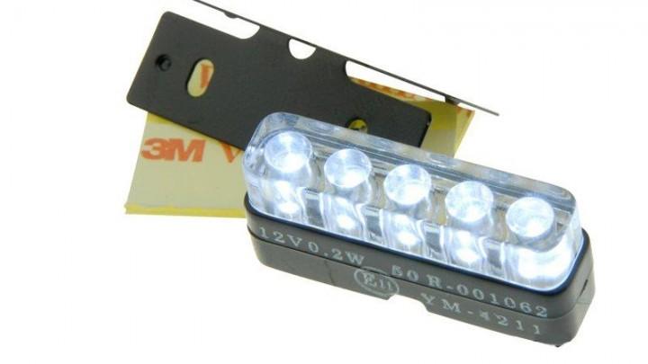 LED Nummernschildbeleuchtung