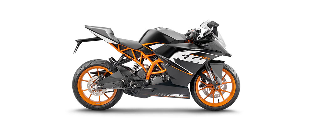 Ktm Rc 125 Moped Auswahl Radical Racing
