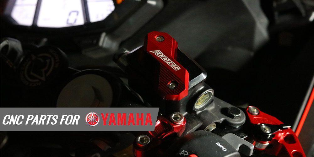 CNC Parts Yamaha