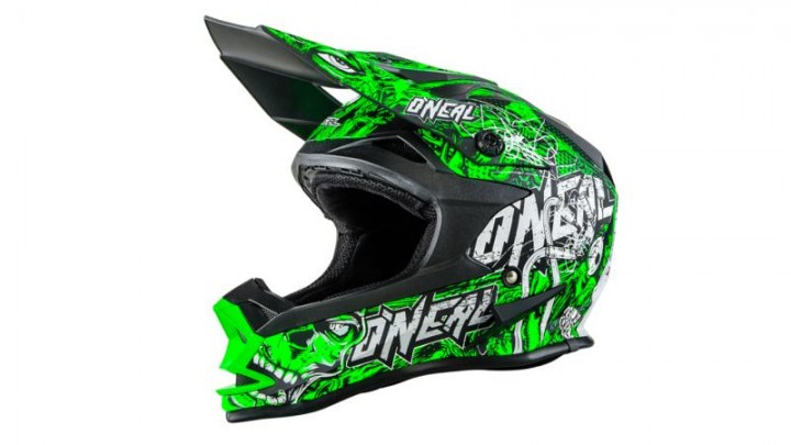 Helm O'Neal 7Series Evo Menace