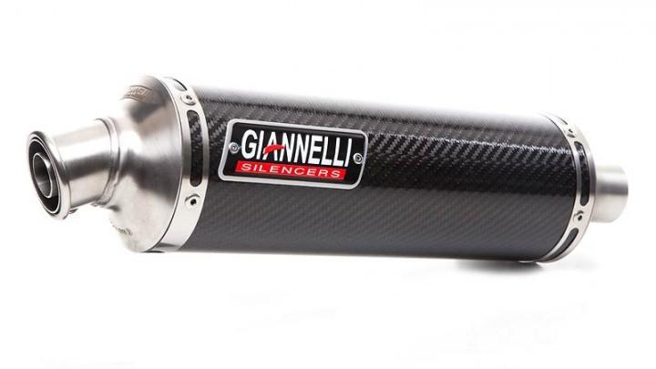 Auspuffanlage Giannelli Round
