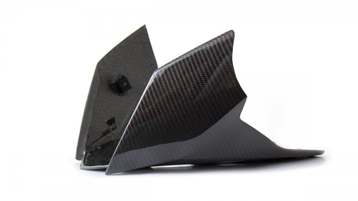 Bugspoiler Radical Carbon