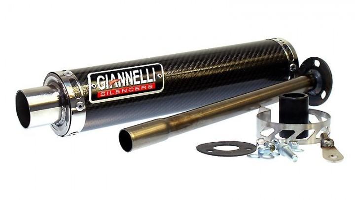 Endschalldämpfer Giannelli Carbon