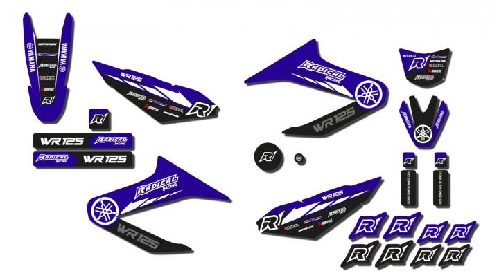 Dekorset Radical Racing