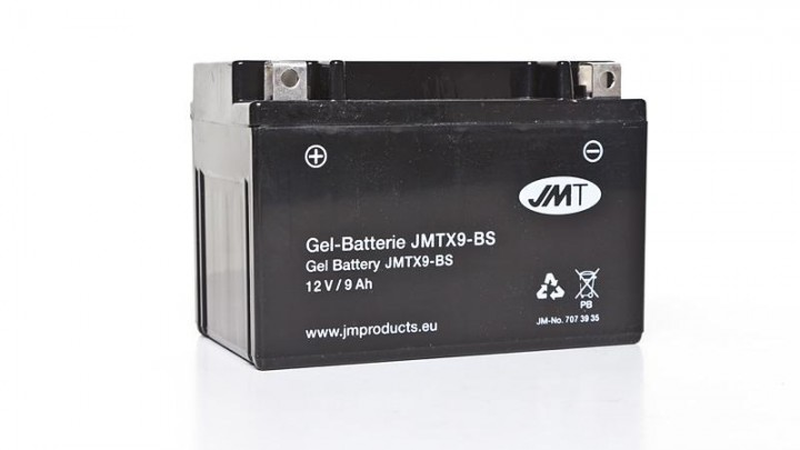 Batterie JMT Gel