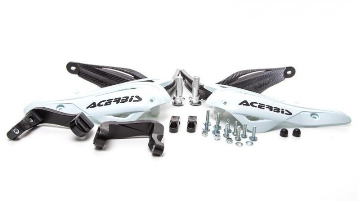 Handguards Acerbis Tri-Fit