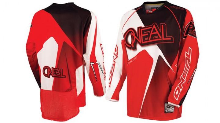 Jersey O'Neal Hardwear