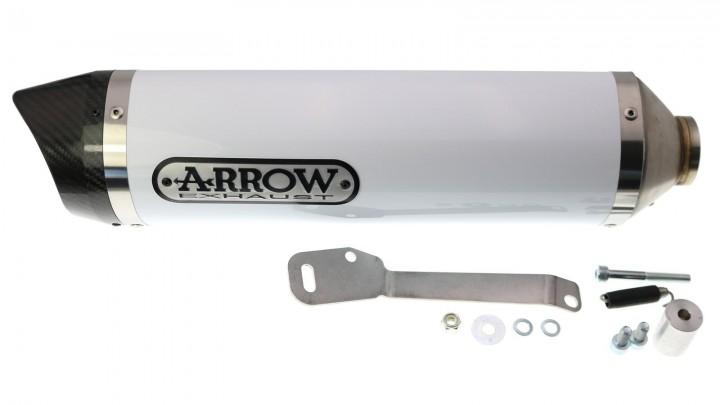 Auspuff- Endschalldämpfer Arrow Thunder