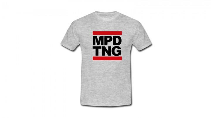 T-Shirt MPD-TNG