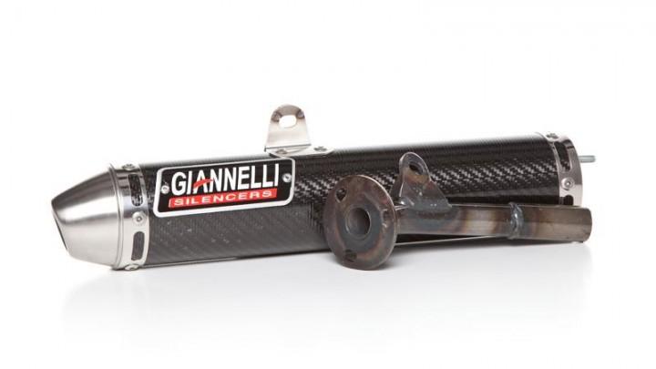 Endschalldämpfer Giannelli