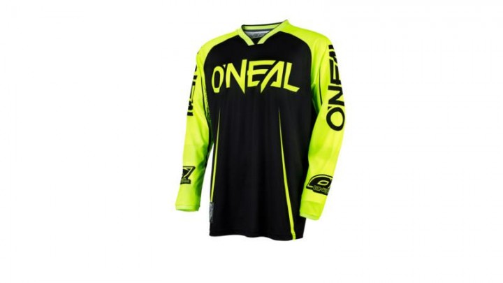 Mayhem LITE Jersey O'NEAL BLOCKER black/hi-viz
