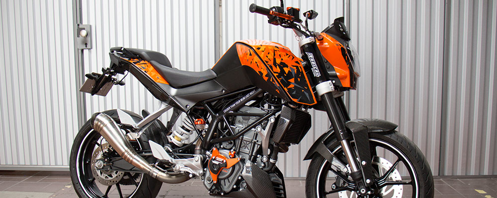 Ktm 125 Duke Bis 2016 Moped Auswahl Radical Racing