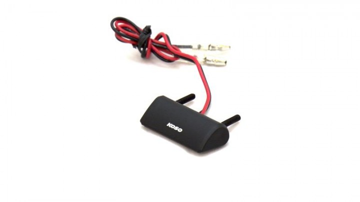 Nummernschildbeleuchtung Koso Micro