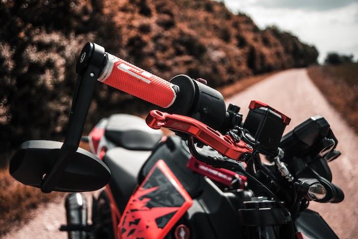 motorrad Lenker