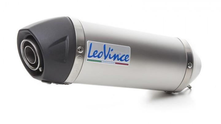Auspuff- Endschalldämpfer LeoVince LV One