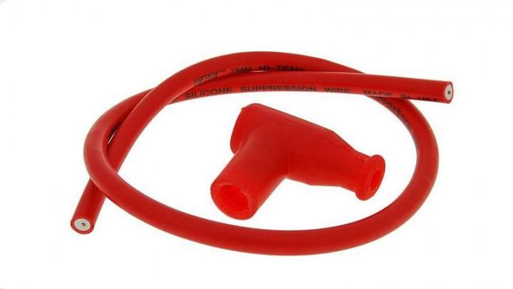Zündkerzenstecker und Kabel Motoflow