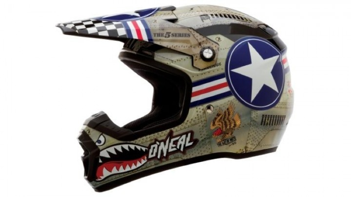 Helm O'Neal 5Series Wingman