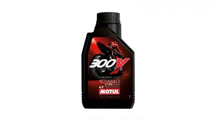 Motoröl Motul 300V Factory Line Road Racing