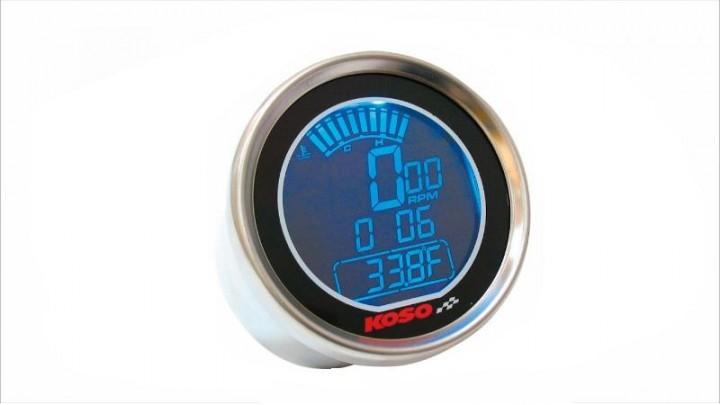Drehzahlmesser/Thermometer Koso D55 DL-01R