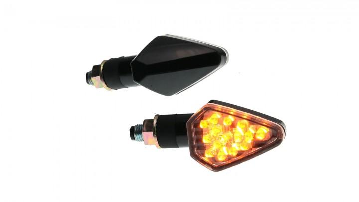 LED- Blinkerset Motoflow Arrow Edgy