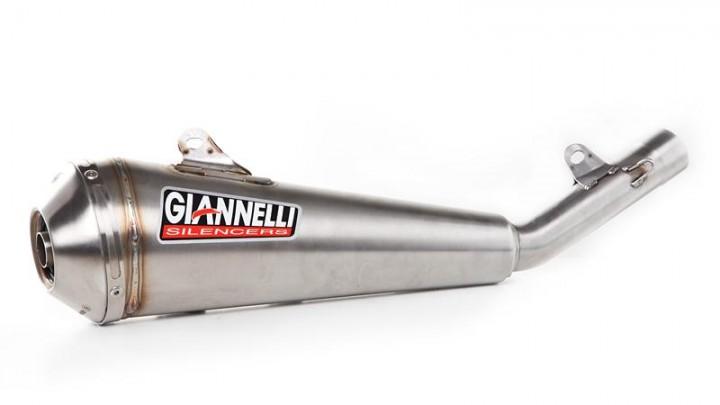 Auspuffanlage Giannelli GX One