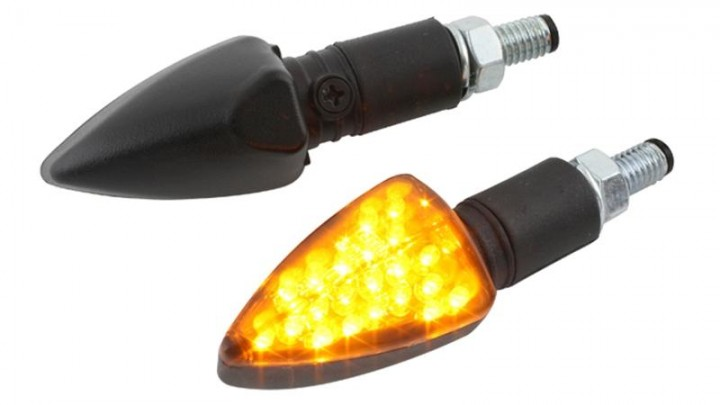 Blinker Demon II LED Black-Line